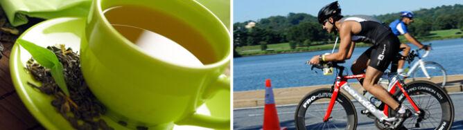 Czary mary zielonej herbaty. Pomaga ukryć doping