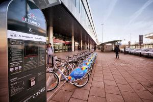 Będą stacje, ale bez rowerów. Elektryczne Veturilo opóźnione