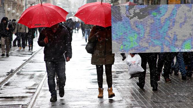 Pogoda na 5 dni: rozległy i dynamiczny niż zapewni nam pogodowe przygody