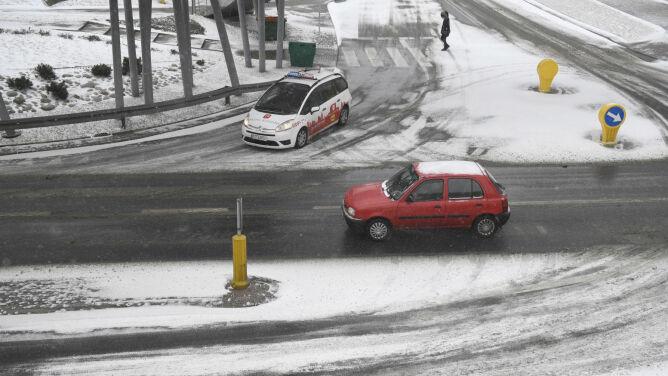 Warunki pogodowe utrudnią prowadzenie pojazdów