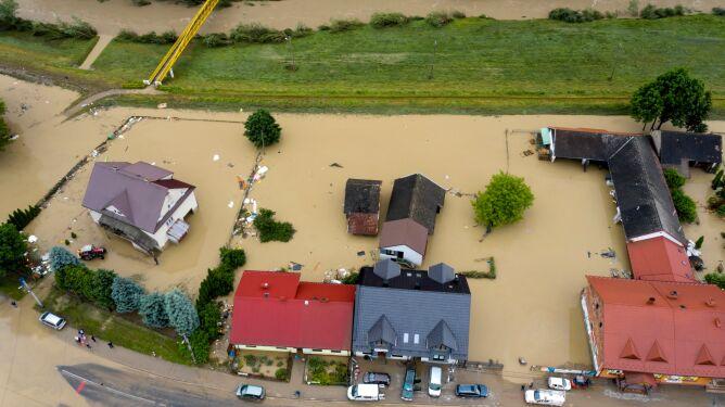 """""""Całe podwórko jest zalane, sklep ogrodniczy już nie istnieje"""""""