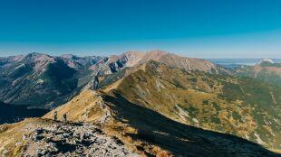 Wysokogórskie szlaki w słowackich Tatrach zamknięte