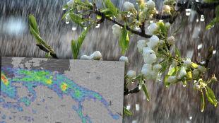 Zmienne oblicze wiosny. Najbliższe dni ze słońcem, deszczem, a także burzami