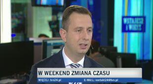 Władysław Kosiniak-Kamysz o zmianie czasu